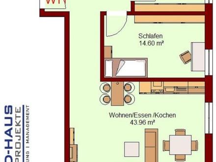 Familienfreundliche Wohnung Ideal zur Eigennutzung