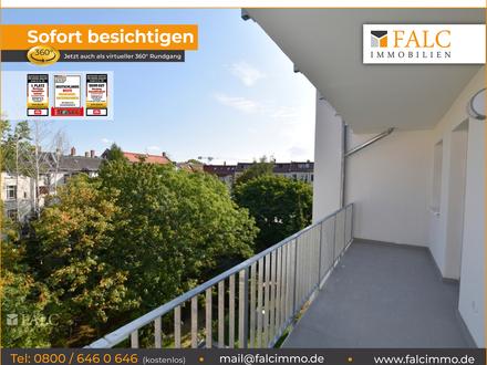 Moderne Drei-Zimmer-Wohnung im Erstbezug!