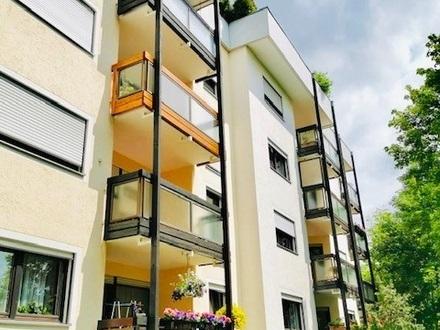 Helle 4-Zimmer-Wohnung mit Balkon im Herzen Weidens