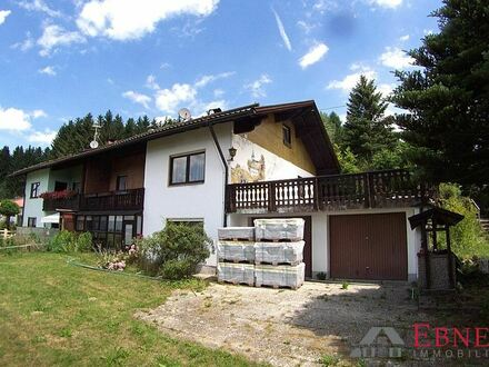 Mehrfamilienhaus in Arnbruck / Zellertal