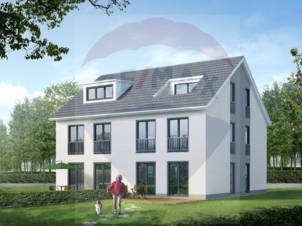 Die letzte Doppelhaushälfte im Neubaugebiet in Schlangen!