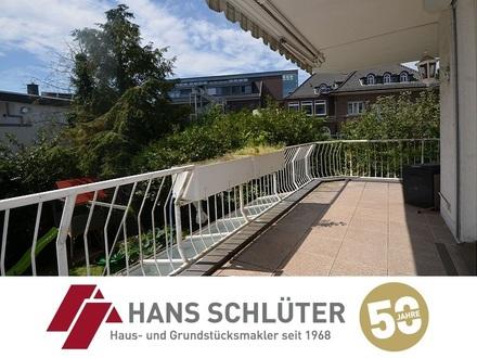 Gete-Viertel – Große 3-Zimmer-Eigentumswohnung mit optimaler Infrastruktur!