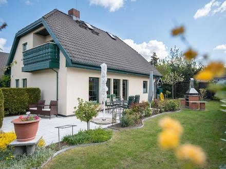 Einfamilienhaus in Neu Broderstorf bei Rostock | 5 Zimmer | 2 Bäder | Kamin | www.LUTTER.net