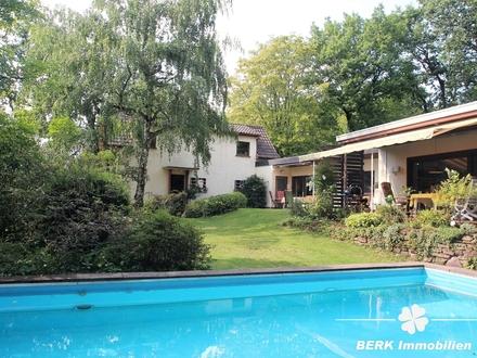 BERK Immobilien - ***Best-Lage Dreieichenhain*** Haus-Ensemble auf herrlichem, parkähnlichen Anwesen