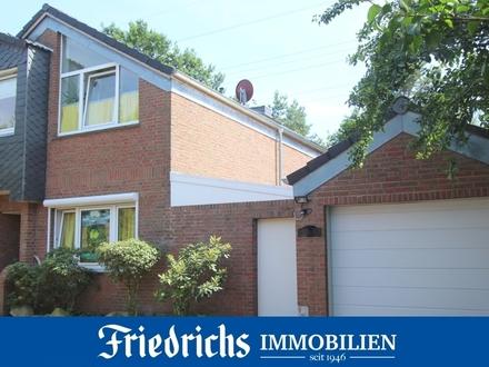 Attraktive und modernisierte Doppelhaushälfte mit Garage in Oldenburg-Kreyenbrück