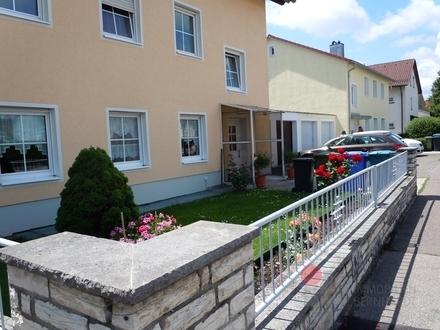 3 ZKB Erdgeschoss mit Terrasse - Zentrumsnah