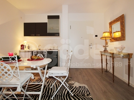 2-Zimmer Wohnung mit Süd-Balkon inkl. TG-Stellplatz in Aschaffenburg!