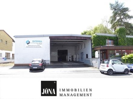 Vielseitig nutzbare Lagerfläche im Industriegebiet von Kulmbach