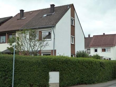 Wesseling-Urfeld, DHH, ruhige Südlage, 4 Zimmer, 116/30/326m², 882 €