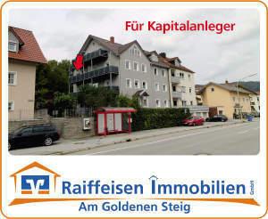 2-Zimmer-Eigentumswohnung mit Balkon bei Obernzell