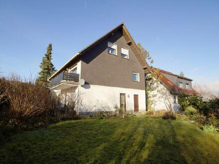 Großzügiges Einfamilienhaus mit Einliegerwohnung und ebenerdigem Garten am Lüdenscheider Honsel