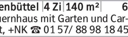 4-Zimmer Mietwohnung in Braunschweig (38112) 140m²