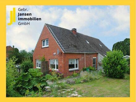 Abrissimmobilie auf tollem Grundstück - Für einen Neuanfang mit viel Potential in Bunde/Boen!