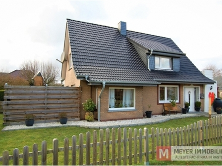 Modernisiertes Wohnhaus mit herrlichem Süd-West-Grundstück in Rastede-Nethen (Obj.-Nr.:5737)