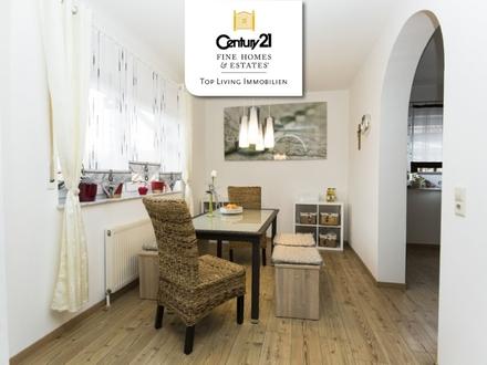 FÜR ZUKUNFTSPLANER! Flexibles 2-Familienhaus mit Einliegerwhg, Garage, Keller & Traumgarten