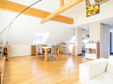 Moderne 4,5-Zimmerwohnung in S-Plieningen