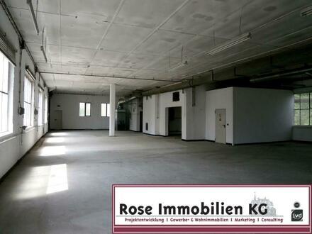 ROSE IMMOBILIEN KG: Lager- Produktionsflächen in Gewerbegebiet von Bad Oeynhausen