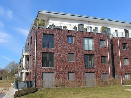 Exklusive Erdgeschosswohnung mit Blick zum Emsauenpark in Lingen &..