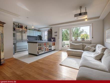 Kernsanierte 4 Zimmer-Wohnung - Karlsfed bei München