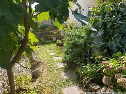 Möblierte Gartengeschoss-Wohnung in Edingen