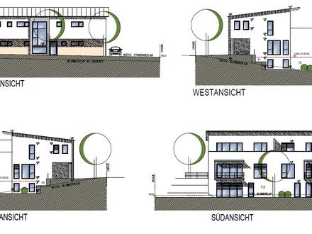 Neubau einer Wohnanlage mit 6 WE und Stellplätzen in Freyung - Wohnung 5