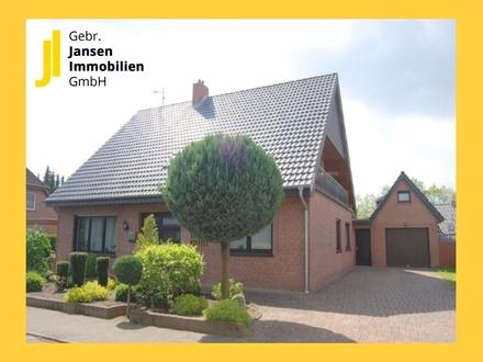 Renoviertes Einfamilienhaus mit Garage & Süd-Garten in Sögel!!!