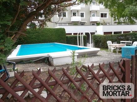 Gepflegte 3 Zimmerwohnung - angenehme Wohnlage - Pool - Wertachauen