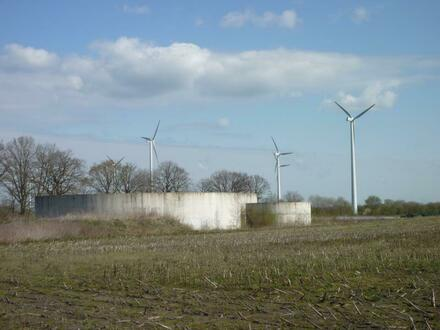 +++Zwangsversteigerung+++Nicht fertiggestellte Biogasanlage in Rastede auf einem Erbbaugrundstück