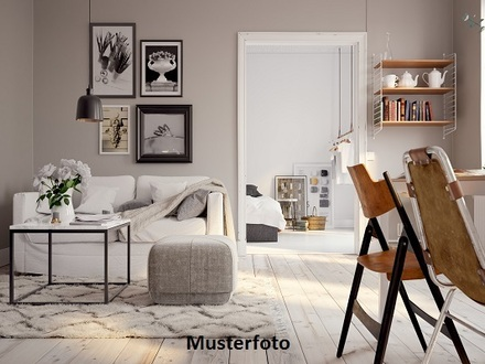 +++ 3-Zimmer-Wohnung mit Gartenanteil +++