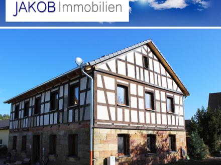 Historisches Fachwerkhaus mit modernster Technik!