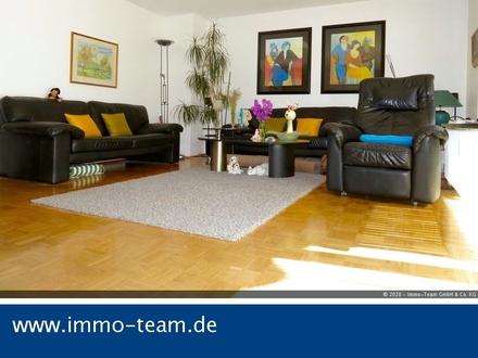 ++80qm lichtdurchflutete 3 Zimmerwohnung mit großer Sonnenterrasse und Garage++