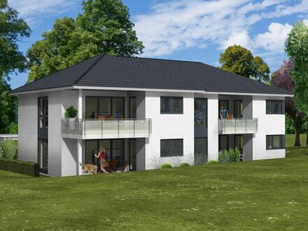 Komfortable Neubau-Mietwohnung in toller Wohnlage von Gohfeld!