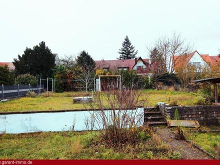 Bauen Sie Ihr Traumhaus in Nürnberg Stadt! Baugrundstück in Gebersdorf.