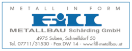Fill Metallbau Schärding GmbH