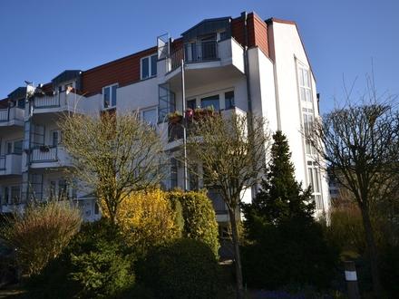 Schöne 3-Zimmerwohnung im Hochparterre mit Garage in zentraler Lage von Lilienthal