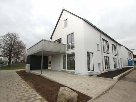 Traumhafte Neubau-Doppelhaushälfte in Ulm-Jungingen