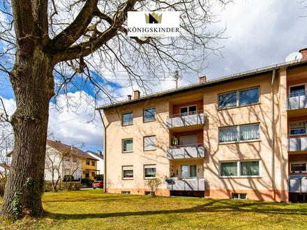 Helle 2-Zimmer-Wohnung in ruhiger Lage in Ostfildern zu verkaufen