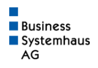 Business Systemhaus AG