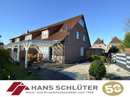 Habenhausen - Reihenendhaus in Top-Zustand!