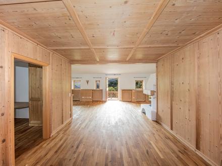 Wohntraum im Bauernhaus – Jochberg