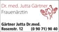 Dr. med. Jutta Gärtner
