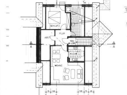 Helle DG-Wohnung mit luxuriösen Details
