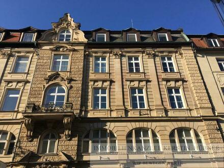 Attraktive hochwertige Büro-/ Gewerbefläche in bester Innenstadt-Lage/ Beginn der Fußgängerzone in Bamberg