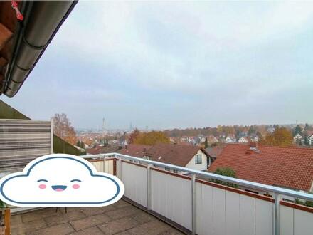 2 Zi. DG Whg. in Söflingen