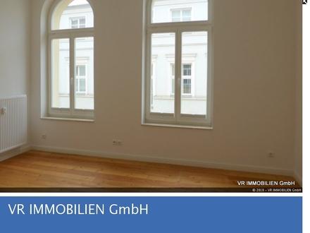 Moderne 2-Raum-Wohnung mit Balkon und Fahrstuhl im Zentrum von Schwerin