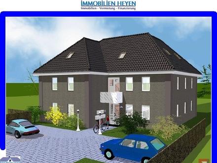 ***Neubau eines Wohngebäudes mit fünf Wohnungen***