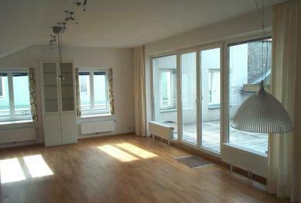 Schöne Wohnung mit Dachterrasse in Ried/I.