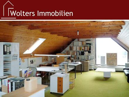 Individuelle Büroetage