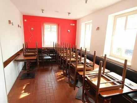 Imbiss - Pizzeria oder doch asiatisch - Lokal mit Sitzplätzen in Bad Windsheim zu vermieten