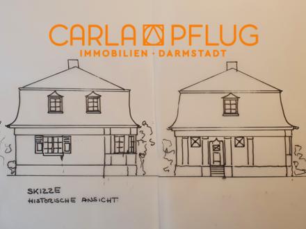 Freist. EFH Villenkolonie-Eberstadt, Streuobstwiesen, Anbaumöglichkeit
